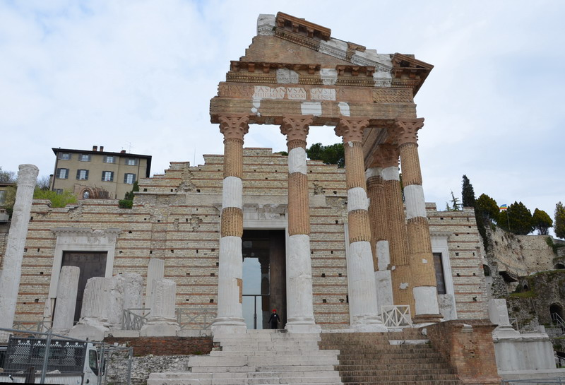Брешиа, Капитолийский храм
