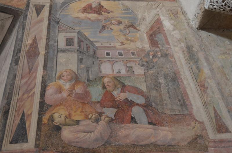 Брешиа фрески