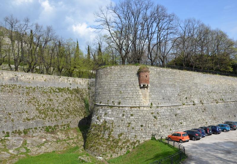 Брешиа, Циднейский замок
