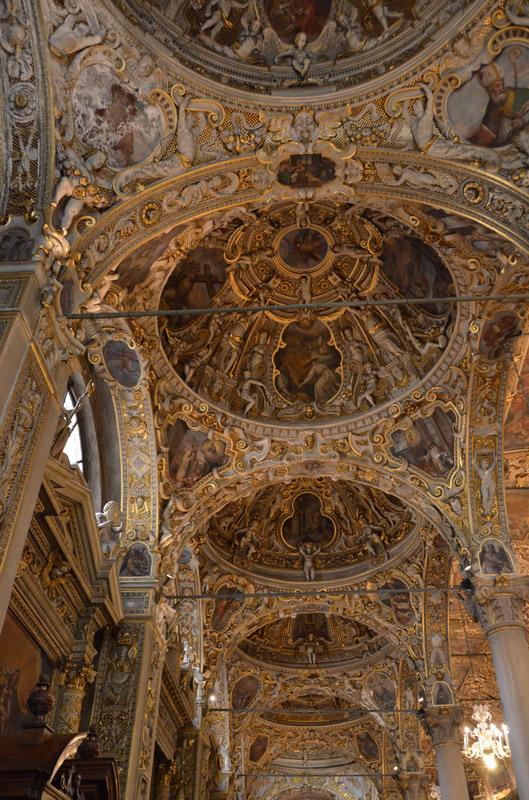 Брешиа церковь С.М. делле Грацие