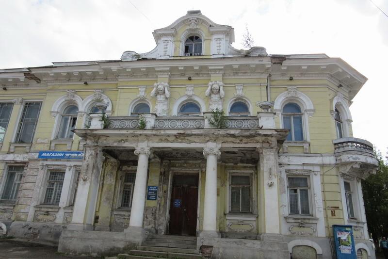 Бежецк, дом Неворотиных