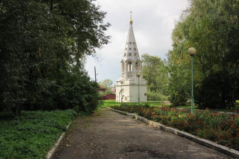 Бежецк