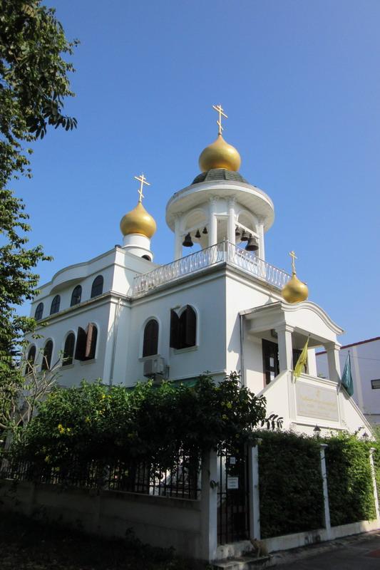Церковь Всех Святых в Паттайе