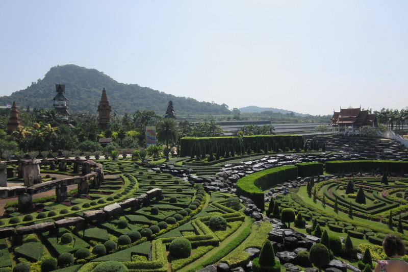 парк Нунг Нуч в Паттайе