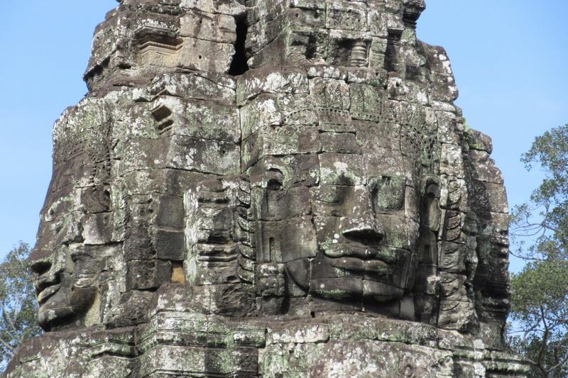 Ангкор Том, Байон