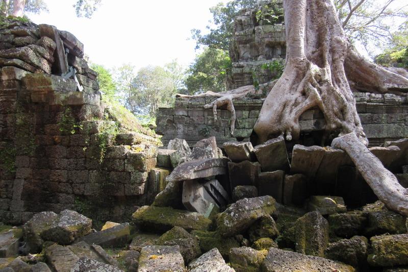 Ангкор, Та Пром