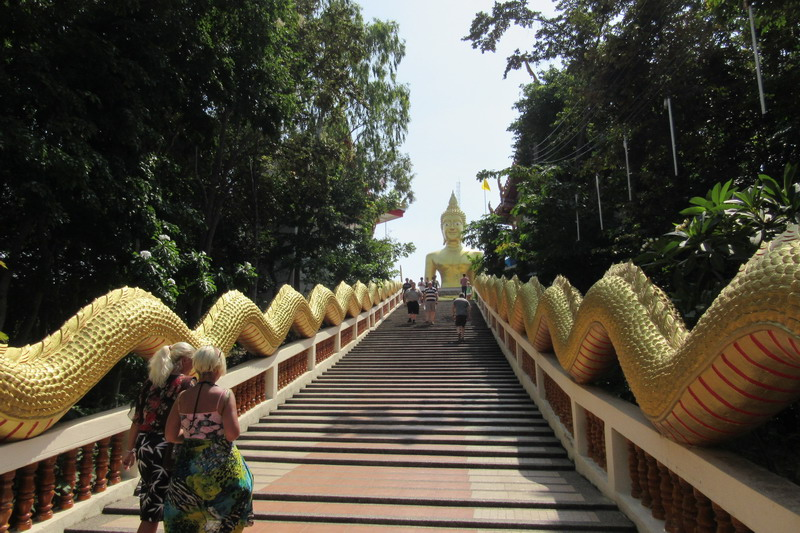 Биг Будда в Паттайе
