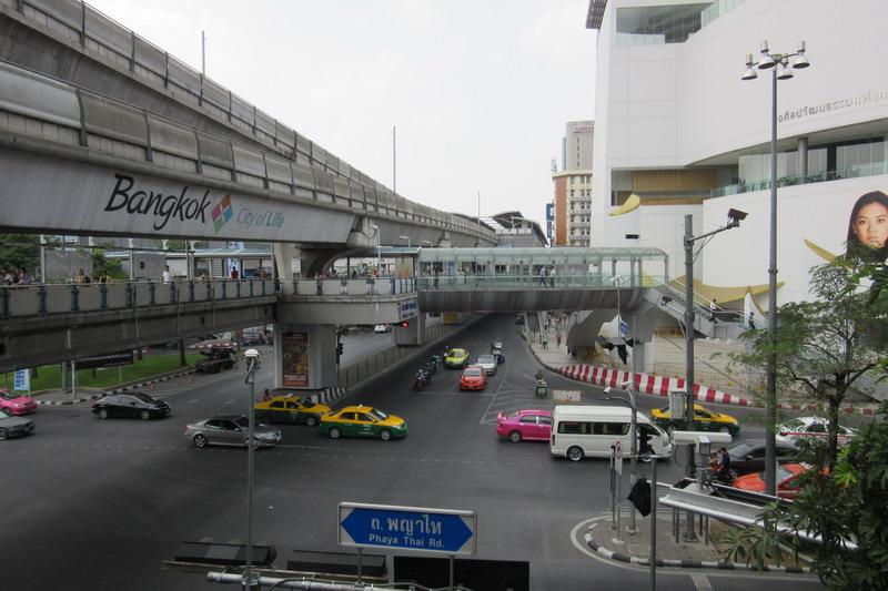 Бангкок, скайтрейн