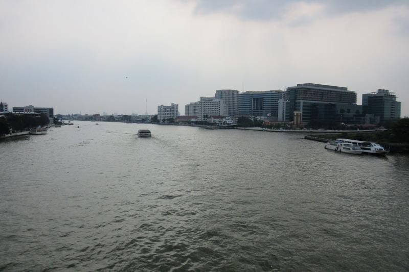 река Чао-прая