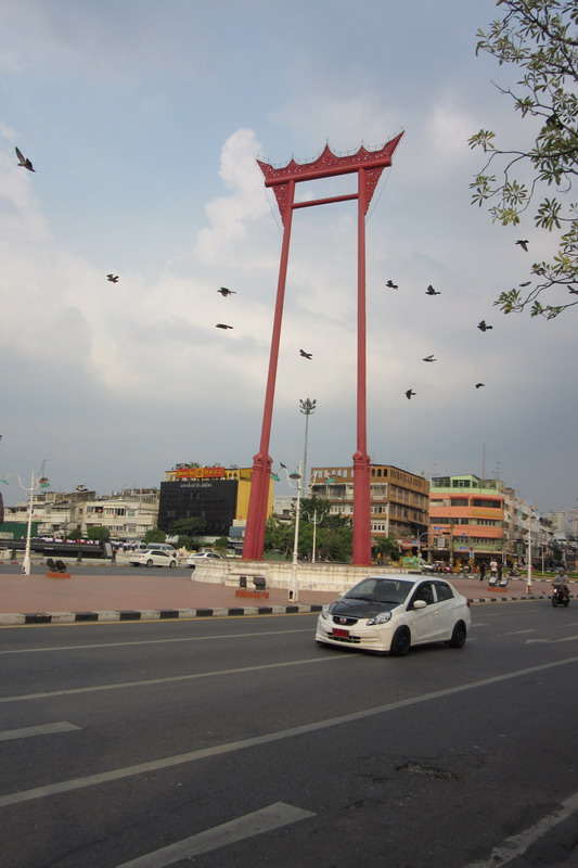 Бангкок, центр