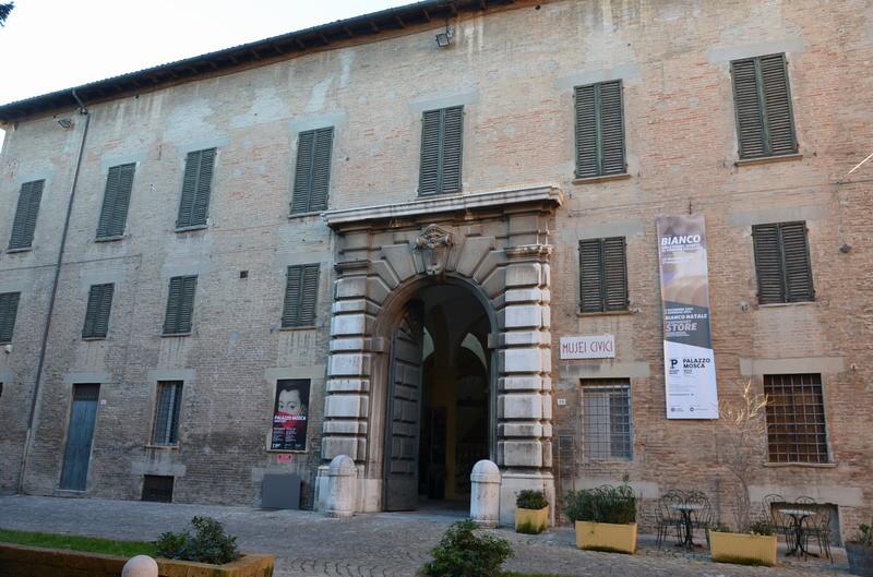Пезаро, музеи чивики