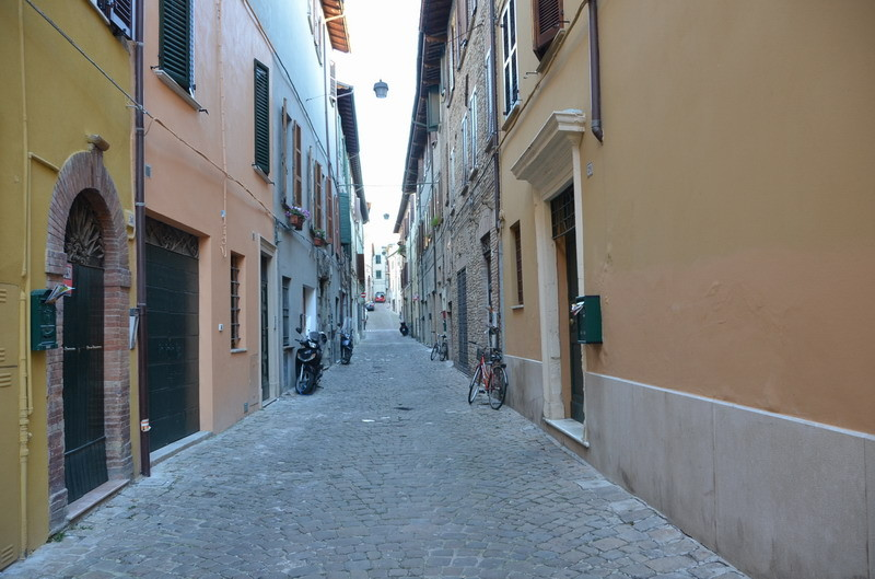 Улицы в Пезаро