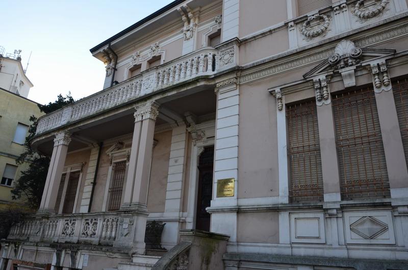 Римини, частные дома
