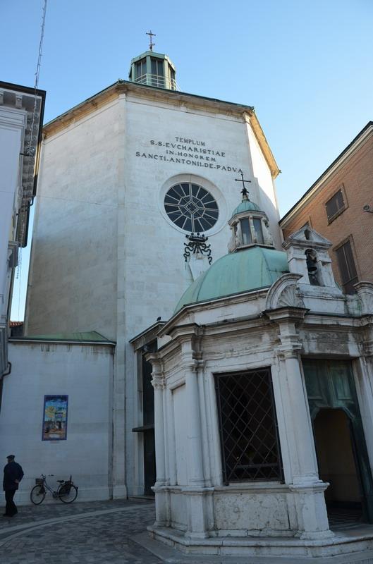 Римини, церковь Сан-Антонио