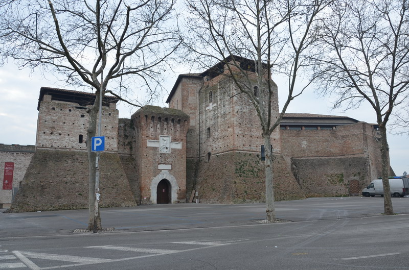 Римини, замок Сиджизмондо Малатесты