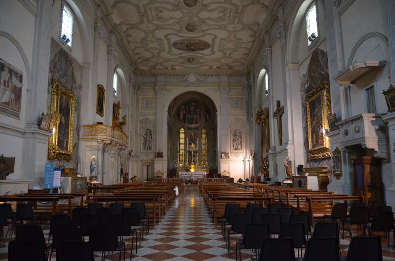 Римини, церковь Сан-Аугусто