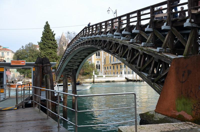 Венеция Мост Академии