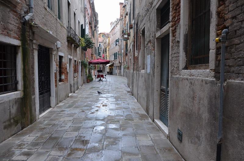 Венеция, улица