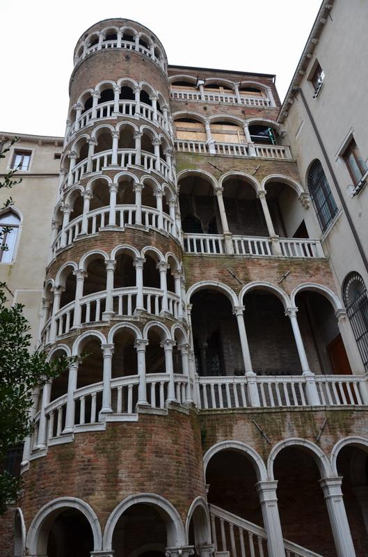 Венеция, дворец Контарини дель Боволо
