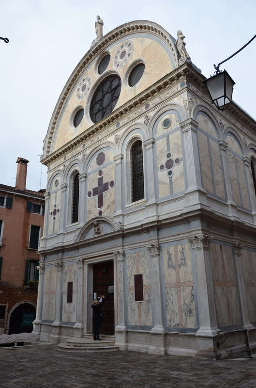 Венеция, церковь Санта-Мария дей Мираколи
