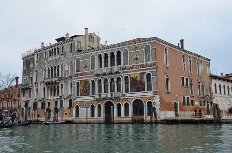 Венецианские дворцы