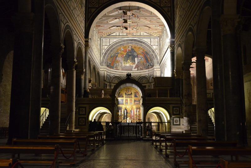 Церковь Сан-Миниато-ал-Монте