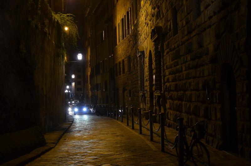 Вечерняя Флоренция
