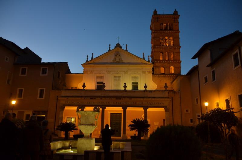 Церковь Святой Сесилии