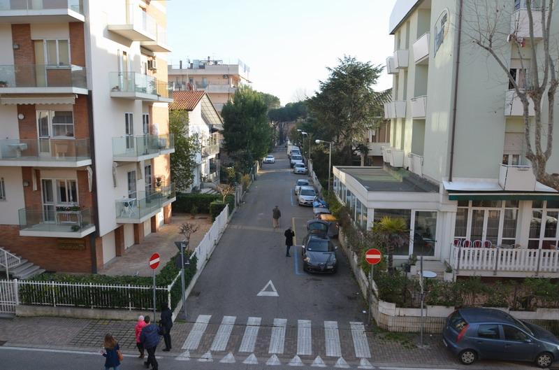 Римини, улица Венето