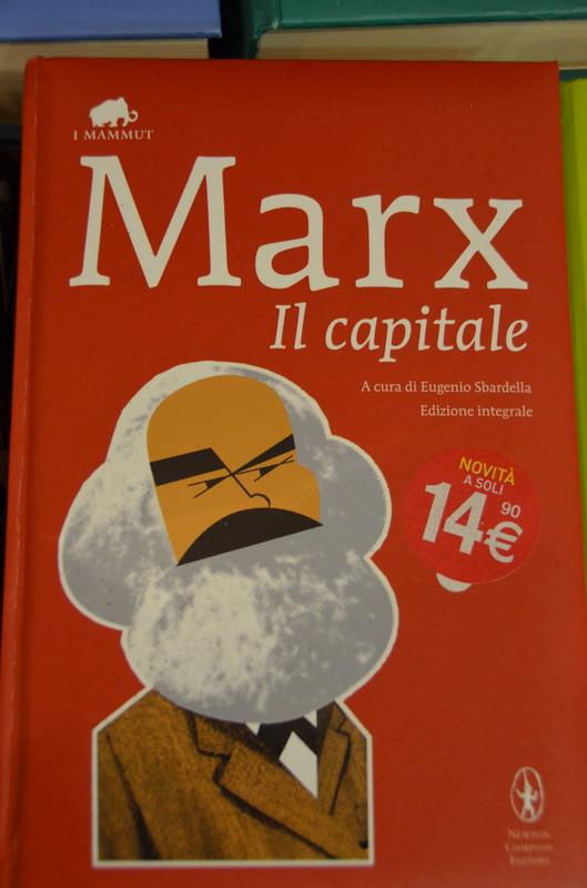 Маркс, Капитал