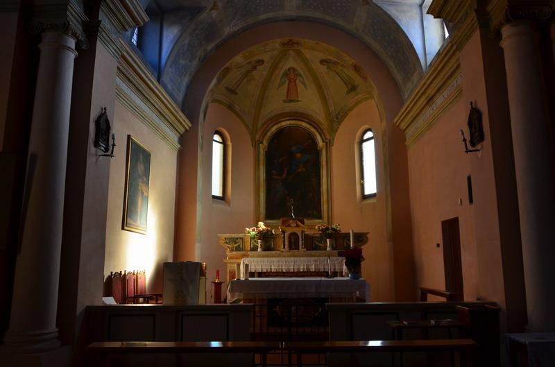 Градара, церковь Сан-Джованни