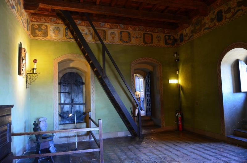 Градара, замок