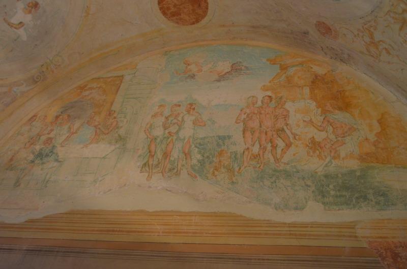 омната Лукреции Борджиа