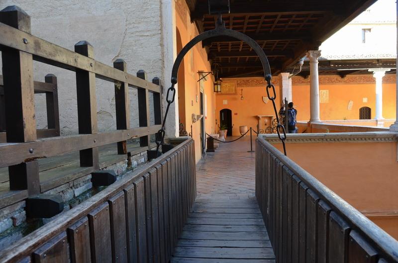 Градара, замок, галерея