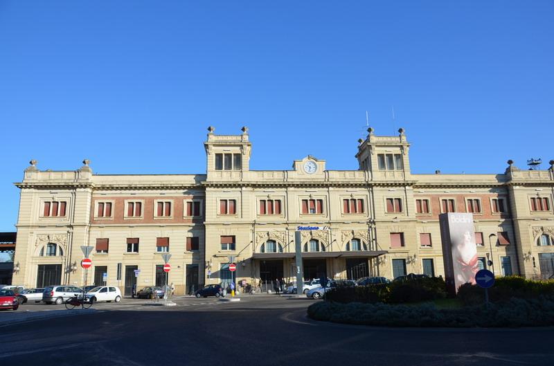 Форли, вокзал