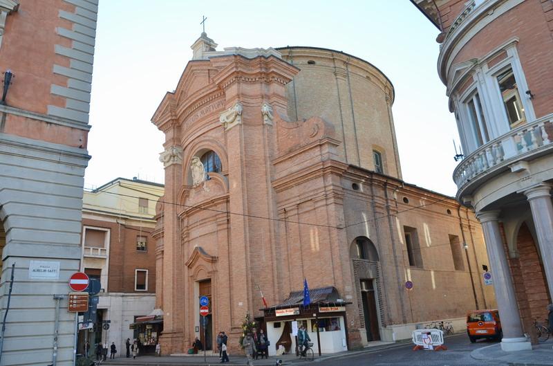 Форли, церковь Покрова