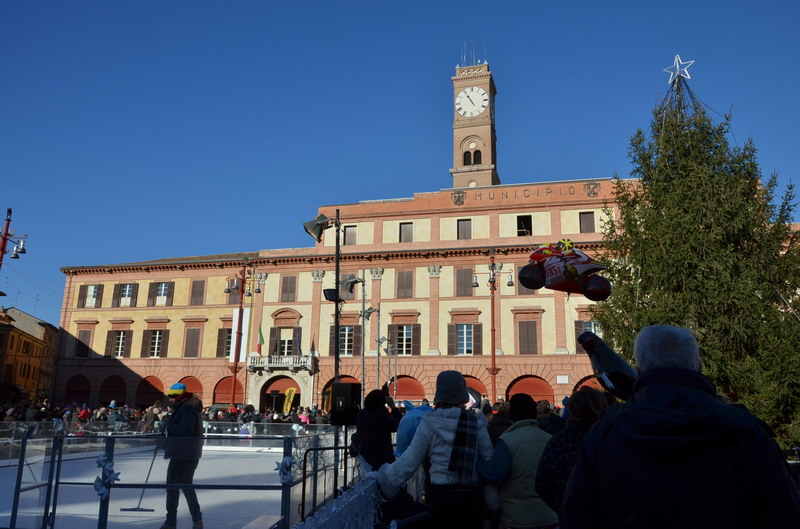 Форли, здание муниципалитета