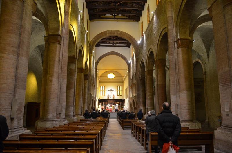 Форли,базилика св. Меркуриалия