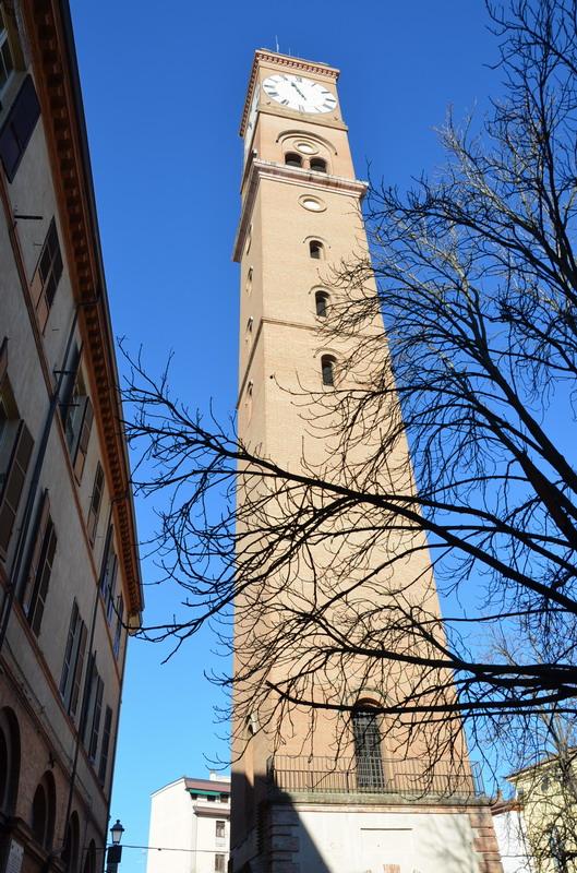Форли, башня с часами