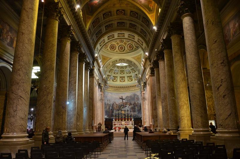 Форли, собор Санта Кроче