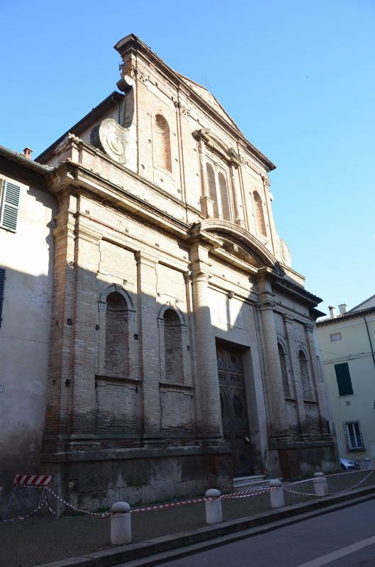 Фаэнца, Церковь Филиппо Нери