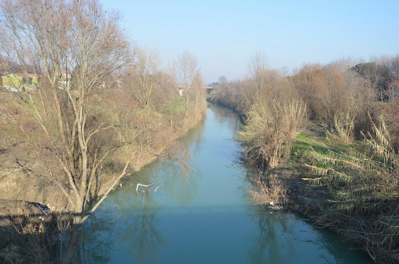 Фаэнца, река Ламоне