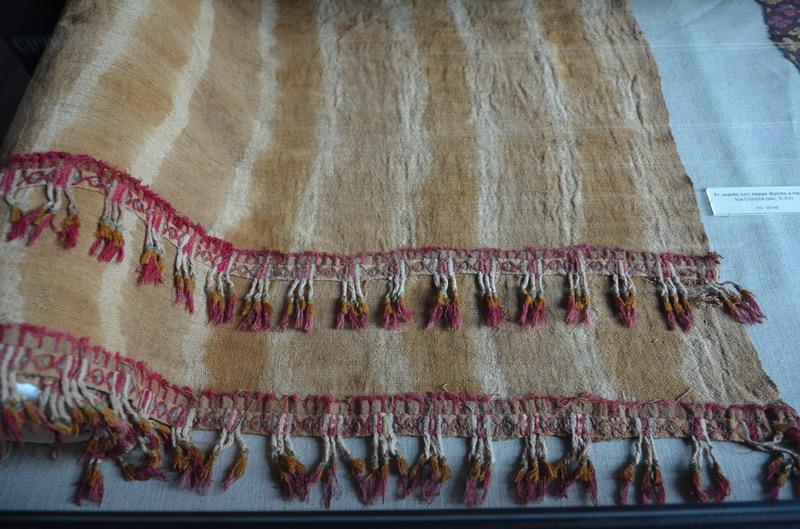 ткани древних индейцев