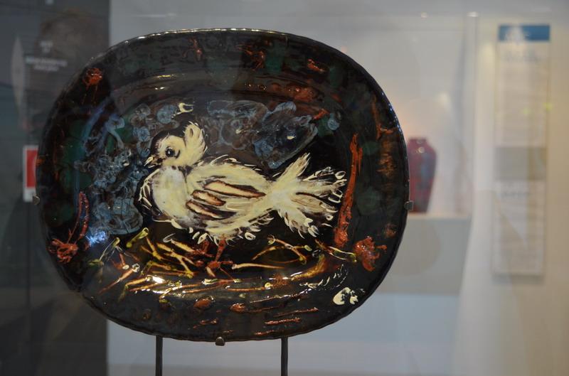 Фаэнца, музей керамики, произведение Пикассо