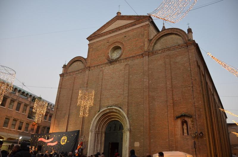 Чезена, кафедральный собор