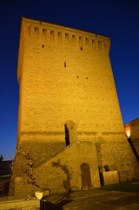 Чезена, замок Малатеста