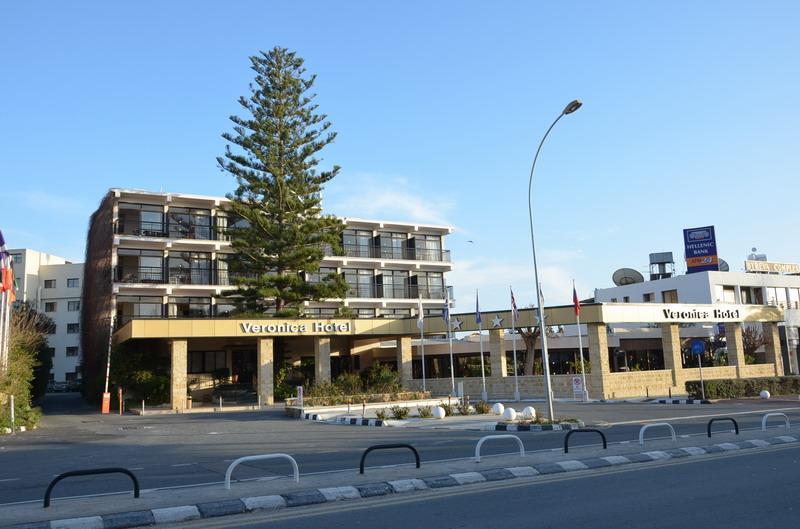 отель Вероника Пафос