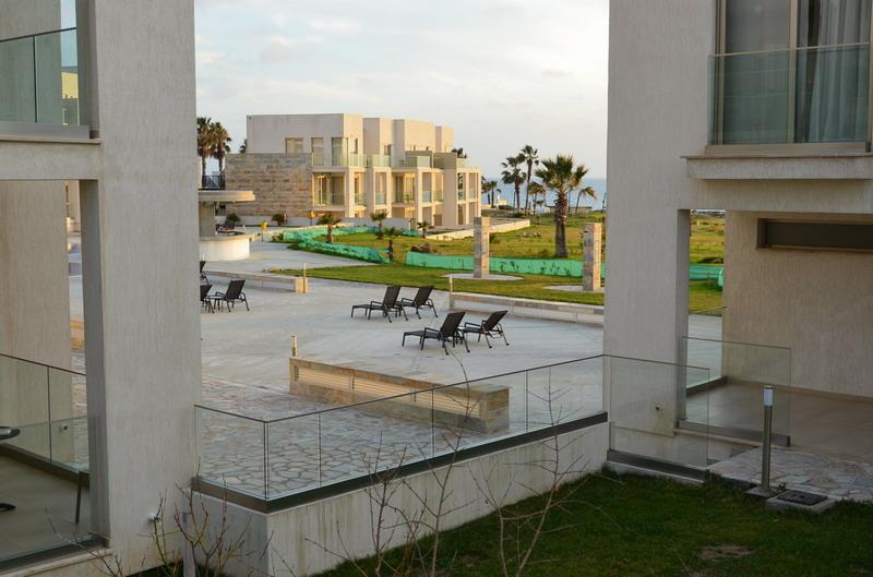 Отель возле моря