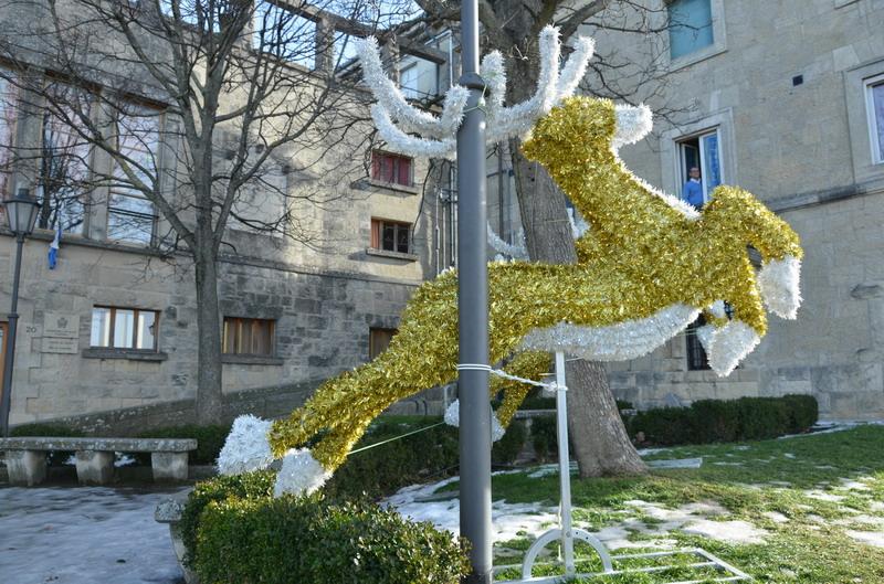 Скульптуры в Сан-Марино