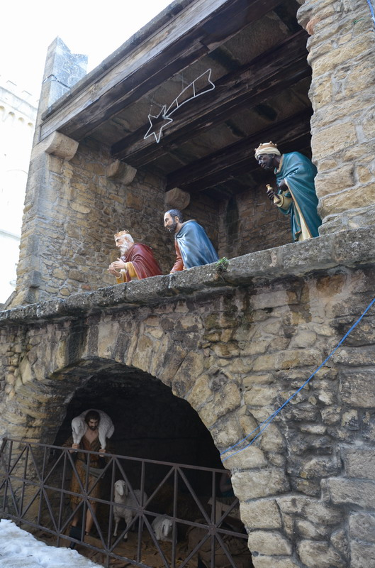 Волхвы в Сан-Марино